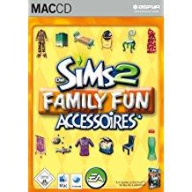 Die Sims 2: Family Fun - Accessoires - [Mac]