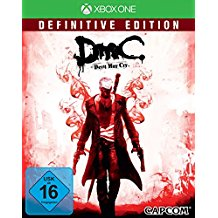 DmC - Devil May Cry - Definitive Edition - [Xbox One]