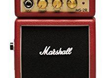 Marshall MS2 Mini Amp, red [UK Import]