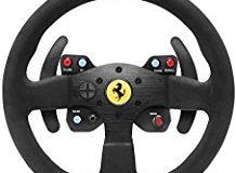 Thrustmaster Ferrari F599XX EVO 30 Wheel AddOn Alcantara Edition (Lenkrad AddOn, PS4 - PS3 - Xbox One - PC)