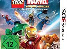 Lego Marvel: Super Heroes - [Nintendo 3DS]