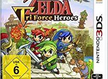 The Legend of Zelda: TriForce Heroes - [3DS]