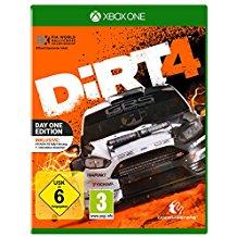 DiRT 4 - Day One Edition mit Steelbook (exkl. bei Amazon.de) - [Xbox One]