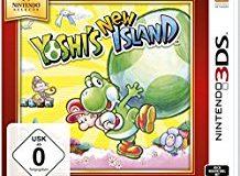 Yoshis New Island - Nintendo Selects - [3DS]