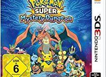 Pokemon Super Mystery Dungeon - [3DS]