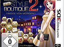 Nintendo prasentiert: New Style Boutique 2 - Mode von morgen