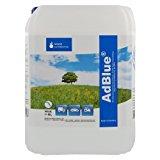 AdBlue hochreine Harnstoffl&ouml,sung f&uuml,r SCR Abgasnachbehandlung 10 Liter: Amazon.de: Auto