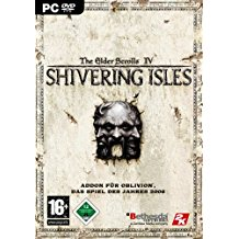 The Elder Scrolls IV: Oblivion - Shivering Isles Add-on (DVD-ROM)