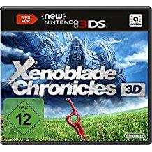 Xenoblade Chronicles 3D [nur fur New 3DS]