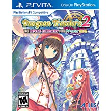Dungeon Travelers 2: The Royal Library & the Monst
