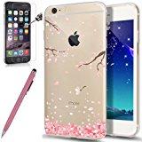 iPhone 6S H&uuml,lle,iPhone 6 H&uuml,lle,iPhone 6S - 6 H&uuml,lle,ikasus- [Mit Frei Glasfolie Hartglas Schutzfolie + Stylus Pen]