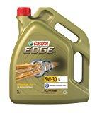 Castrol 15669E EDGE Motor&ouml,l, Titanium, FST 5W-30 LL, 5L: Amazon.de: Auto
