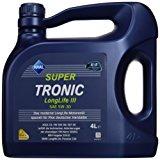 Aral Super Tronic Longlife III 5W-30 4 Liter: Amazon.de: Auto