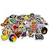 Oblique-Unique- Aufkleber 100 St&uuml,ck Sticker Graffiti Style Reisen Skateboard Snowboard Vinylaufkleber Graffiti Laptop Gep&a