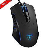 HoLife Gaming Maus, Gamer Maus 7200DPI PC Gaming Maus: Amazon.de: Computer & Zubehör