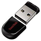 SanDisk Cruzer Fit 64GB USB-Stick Schwarz: Amazon.de: Computer & Zubehör