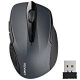 Kabellose Maus, TeckNet Pro 2.4G 2600 DPI Wireless Maus: Amazon.de: Computer & Zubehör