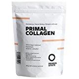 PRIMAL COLLAGEN Protein | Kollagen Hydrolysat Peptide | Pulver aus Weidehaltung | Typ I und Typ II | Lift Drink | Laborgepr&uuml