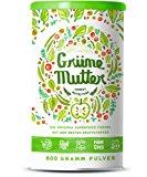 Gr&uuml,ne Mutter - Die Original Superfood Formel u.a. mit Weizengras, Brennnessel, Mariendistel, Braunalge, Alfalfa, Gr&uuml,nk