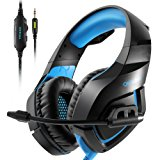 ONIKUMA PS4 Gaming Headset &uuml,ber Ohr Stereo Gaming: Amazon.de: Computer & Zubehör