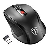 VicTsing Mini Schnurlos Maus Wireless Mouse 2.4G 2400: Amazon.de: Computer & Zubehör
