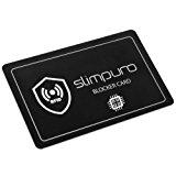 RFID Blocker NFC Schutzkarte - St&ouml,rsender - Eine Karte sch&uuml,tzt die gesamte Geldb&ouml,rse vor Datendiebstahl - Nie wie