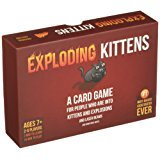Exploding Kittens: A Card Game About Kittens and Explosions and Sometimes Goats: Amazon.de: Spielzeug