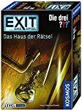 "KOSMOS Spiele 694043 -"" EXIT - Spiel: drei ??? - Haus R&auml,tsel"" Brettspiel: Amazon.de: Spielzeug"