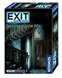 KOSMOS Spiele 694036 - EXIT - Die unheimliche Villa: Amazon.de: Spielzeug