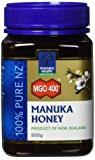 Manuka Health aktiver Manuka-Honig MGO 400+, 1er Pack (1 x 500 g): Amazon.de: Lebensmittel & Getränke