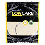 CarbZone Low Carb Tortillas kohlenhydratarm 8 St&uuml,ck, 2er Pack (2 x 320 g): Amazon.de: Lebensmittel & Getränke