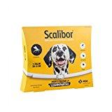 Scalibor &ndash, Zecken Halsband f&uuml,r gro&szlig,e Hunde (1 Halsband 65 cm): Amazon.de: Haustier