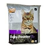 15 kg Katzenstreu Klumpstreu Pet PLUS Babypuderduft: Amazon.de: Haustier