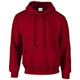 Gildan Heavy Blend Kapuzen-Sweatshirt 18500: Amazon.de: Bekleidung