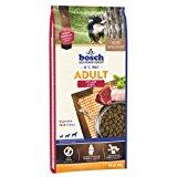 Bosch Hundefutter Adult Lamm und Reis, 15 kg: Amazon.de: Haustier