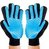 2PCS Pet B&uuml,rste Handschuh&nr.x3010,Aufger&uuml,stete Version&nr.x3011,Tierhaar Handschuh Fingerhandschuhe B&uuml,rste Haare