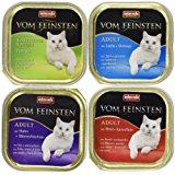 Animonda vom Feinsten Katzenfutter Adult Mix 2 Fisch & Fleisch aus 4 Variet&auml,ten, 32er Pack (32 x 100 g): Amazon.de: Haustie
