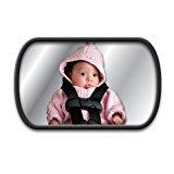R&uuml,cksitzspiegel f&uuml,r Babys mit 2 Befestigungsvarianten: Amazon.de: Baby