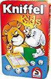 Schmidt Spiele 51245 Kniffel: Kniffel Kids in Metalldose: Amazon.de: Spielzeug