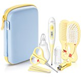 Philips Avent SCH400-00 Babypflege-Set, gelb: Amazon.de: Baby