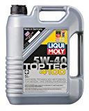 Liqui Moly 3701 Top Tec 4100 Motor&ouml,l, 5W-40, 5 Liter: Amazon.de: Auto