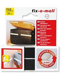 Fix-O-Moll Klettband 150 cm, 20 mm