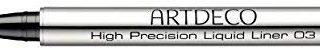 Artdeco High Precision Liquid Liner Nummer 01 Black, 1er Pack (1 x 0,55 ml)