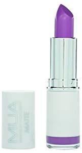 Makeup Academy Mua Matte Lipstick Lilac Belle