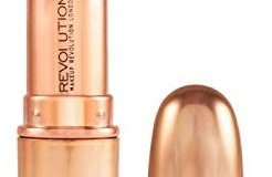 MAKEUP REVOLUTION Iconic Matte Nude Lipstick Inspiration, 3 g