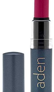 ADEN Hydrating Lipstick 28, Fashion Fuchsia, 1er Pack