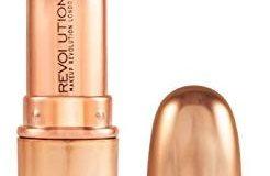 MAKEUP REVOLUTION Iconic Matte Nude Lipstick Wishful, 3 g