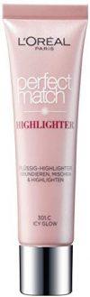 L'Oreal Paris Highlighter Make-Up&nbsp,Foundation Perfect Match 301.C Icy Glow, 1 St&uuml,ck