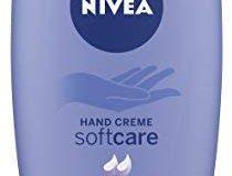 Nivea Soft Care Hand Creme, 4er Pack (4 x 100 ml + 25 ml)
