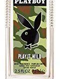 Playboy Play It Wild K&ouml,rper Duft Spray f&uuml,r M&auml,nner, 75&nbsp,ml